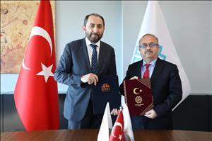 Üniversitemiz ile Türkiye Maarif Vakfı Arasında İş Birliği ve Tanıtım Protokolü İmzalandı