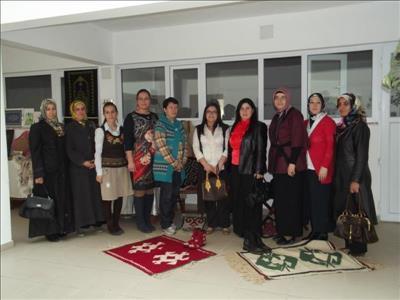Üniversitemiz İskilip MYO Gönül Elçileri Projesi Kapsamında Yaşlı Bakım Evini Ziyaret Etti