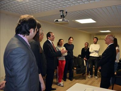 Üniversitemiz Sürekli Eğitim Merkezi (HİTİTSEM) İlkleri Yaşatmaya Devam Ediyor