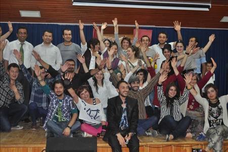 Sungurlu Meslek Yüksekokulu Tiyatro Grubundan Yıl Sonu Gösterisi