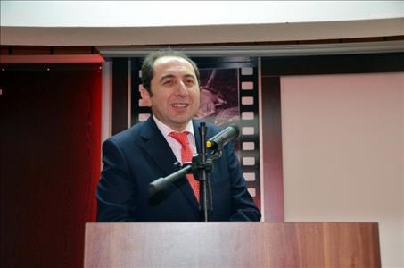 Rektörümüz Osmancık Ömer Derindere Fen Lisesi Öğrencileriyle Bir Araya Geldi