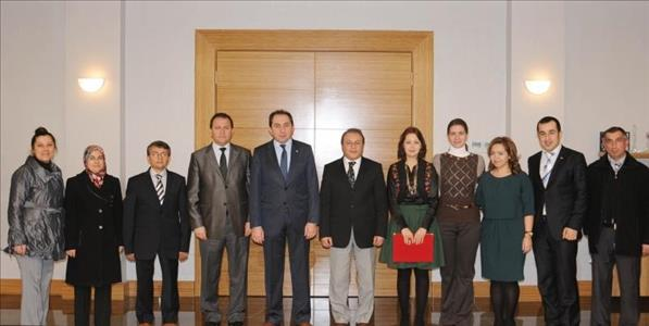 Joint Project with the Çorum Provincial Directorate of National Education