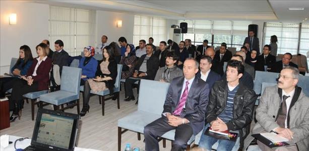 Erasmus+ Bilgilendirme Toplantısı Yapıldı