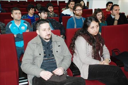 """Kısa Film Eğitimi"""" Konulu Seminer Düzenlendi"""