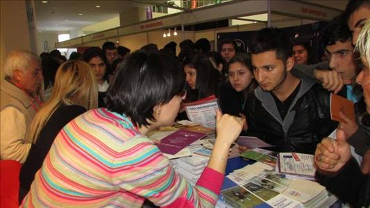 Üniversitemiz Tanıtım Etkinliklerine Gaziantep İle Devam Etti