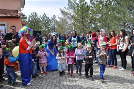 Sungurlu MYO Orman Haftası ve Ağaç Bayramı Kutlama Programı Düzenledi
