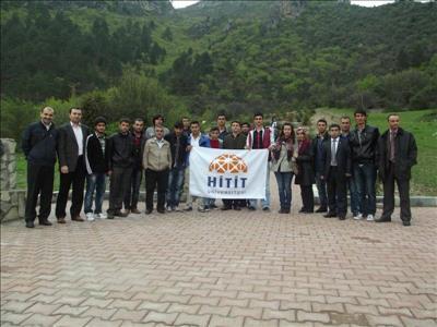 Alaca MYO Öğrencilerimiz Kardemir Karabük A.Ş 'ye Teknik Gezi Yaptı