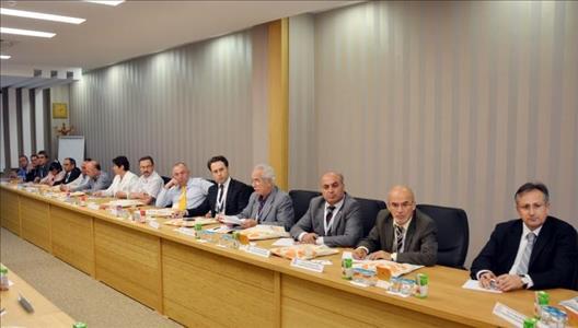 OKÜP Enstitüler Toplantısı Üniversitemiz Ev Sahipliğinde Yapıldı