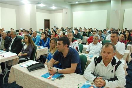 Üniversitemizin Katkılarıyla İlimizde Özel Sporcular Türkiye Atletizm Şampiyonası Gerçekleştirildi