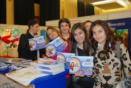 Üniversitemiz Ankaralı Öğrencilerle Buluştu