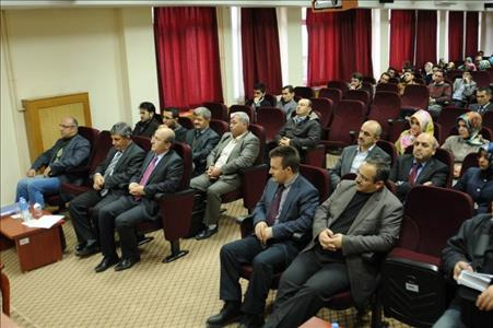 """""""Türk Edebiyatı'nda Gönül"""" Konulu Konferans Gerçekleştirildi"""