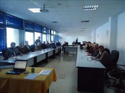 HÜBTÜAM Türk Standartları Enstitüsü 17025 ve Dokümantasyon Eğitimi