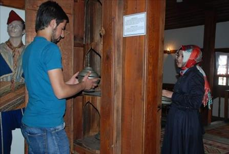 İskilip MYO Mimari Restorasyon Programından Safranbolu'ya Teknik Gezi