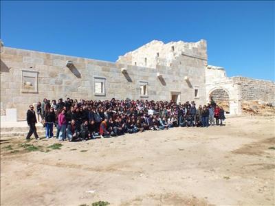 """Arkeoloji Bölümü Öğrencileri """"III. Uluslararası Arkeoloji Öğrencileri Sempozyumu'na Katıldılar"""