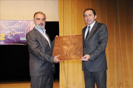 İslam Dünyasında Sorunlar ve Çözümler Konulu Konferans Gerçekleştirildi