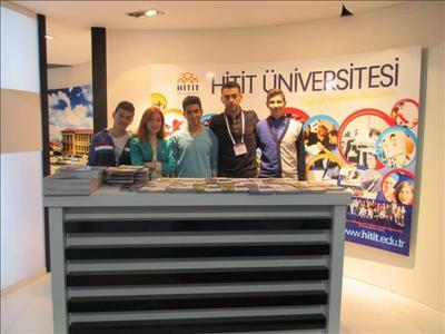 """Üniversitemiz """"Travel Turkey İzmir Turizm Fuar ve Konferansı""""na Katıldı"""