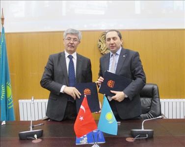 New Academic Partners from Kazakhstan