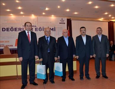 """Conference """"Values Education in Community"""" is held"""