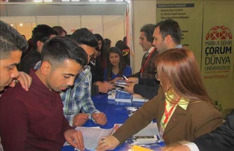 Üniversitemiz Tanıtım Etkinliklerine Adana İle Devam Etti