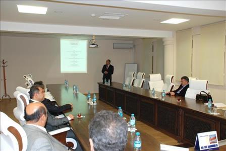 Ankara Çorum Dernekler Federasyonu'ndan Rektörümüz Prof. Dr. ALKAN'a Ziyaret