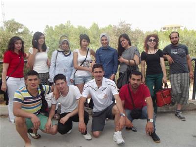 Üniversitemiz Öğrencileri Kıbrıs Yakın Doğu Üniversitesi'ni Ziyaret Etti