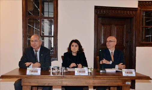 """""""Anadolu'nun İlk Siyasi Birliği: Hitit Devleti"""" Konulu Panel Düzenlendi"""
