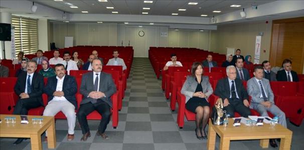 Türkiye'de Hayat Boyu Öğrenmenin Desteklenmesi-II Hibe Programı Bilgilendirme Toplantısı Gerçekleşt
