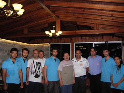Üniversitemiz MuayThai Takımı Üniversitelerarası Türkiye Şampiyonasına Katıldı