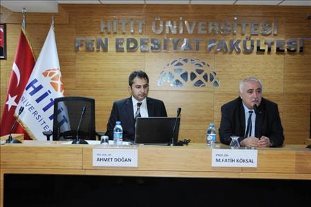 """""""Aşk Mesnevileri II: Şeyh Gâlip ve Hüsn ü Aşk"""" Konulu Panel Düzenlendi"""