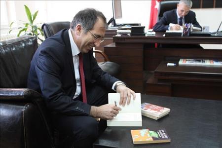 Türk Tarih Kurumu Başkanı Üniversitemizde Sultan II. Abdülhamid'i Anlattı