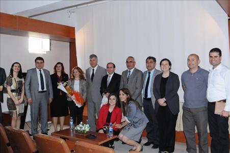 """Üniversitemizde """"Türkiye'de Bilim, Bilim Yayıncılığı ve Etiği"""" Konulu Seminer Düzenlendi"""