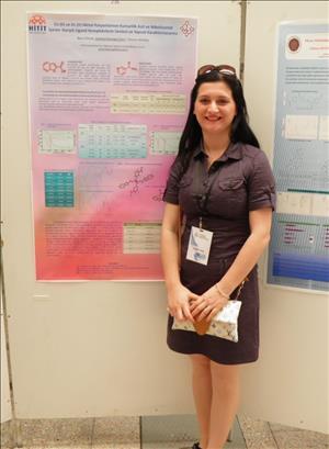 Üniversitemiz IV. Ulusal Anorganik Kimya Kongresine Katıldı