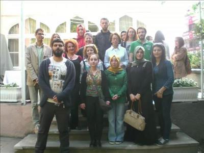 """Arkeoloji Bölümü Öğrencileri """"Müzelerde Önleyici Koruma"""" İsimli Ders Kapsamında Teknik Gezi Düzenle"""