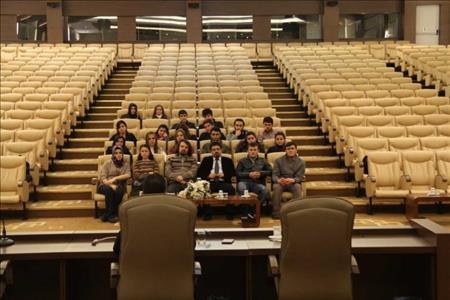 Faculty of Economics and Administrative Sciences visits the Constitution Court