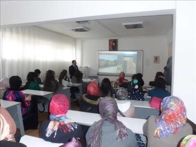 İskilip Meslek Yüksekokulu'nda Oryantasyon Eğitimi Gerçekleştirildi