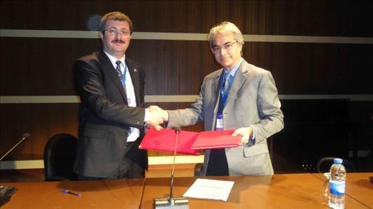 Üniversitemiz Uluslararası Anlaşmalara Devam Ediyor