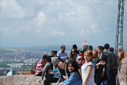 İskilip MYO Öğrencileri Ankara'ya Teknik Gezi Yaptı