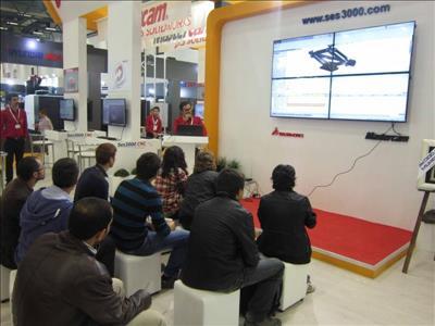 Otomotiv Teknolojileri ve Tasarım Kulübü Öğrencileri MAKTEK Avrasya 2014 Fuarını Ziyaret Etti