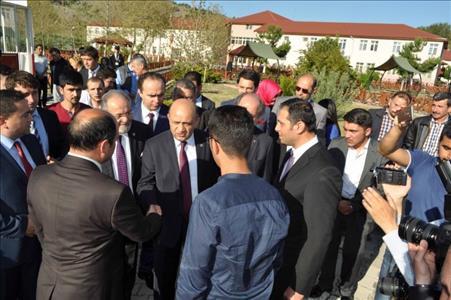 Bilim, Sanayi ve Teknoloji Bakanımız Fikri Işık'tan Hititray Ziyareti