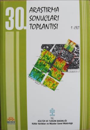 34. Uluslararası Kazı, Araştırma ve Arkeometri Sempozyumu Bildiri Kitaplarının Basımı Tamamlandı