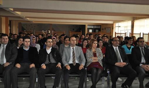 Osmancık Ömer Derindere MYO'da 8 Mart Dünya Kadınlar Günü kutlandı