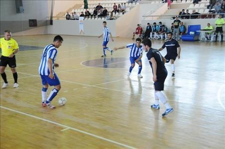 Üniversitemiz Futsal Takımı Play Off Müsabakalarına Galibiyetle Başladı