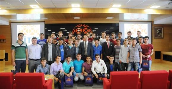İ.H.L. Son Sınıf Öğrencilerden Üniversitemize Ziyaret