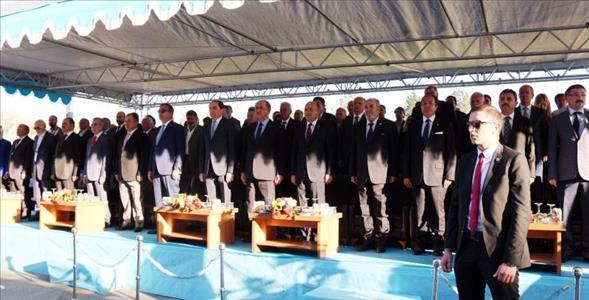 HÜBTUAM Açılış Töreni Gerçekleştirildi