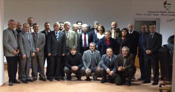 Ortakaradeniz İlleri Üniversitelerinin Enstitü Müdürleri Lisansüstü Kapsamlı İşbirliği Programları