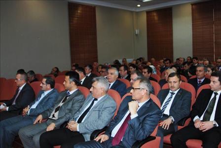 HİTİTSEM'den Çorum İl Kültür ve Turizm Müdürlüğü Çalışanlarına Seminer