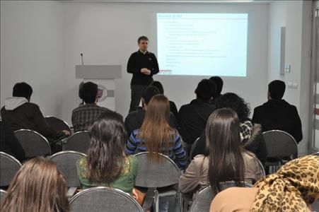 Üniversitemiz Sungurlu Meslek Yüksekokulu Öğrencileri Bilkent'te