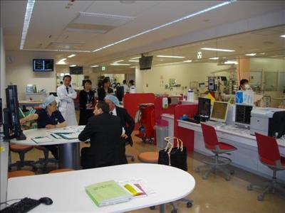 Üniversitemizden, Japonya Hamamatsu Üniversitesi Tıp Fakültesine İşbirliği Ziyareti Gerçekleştirild