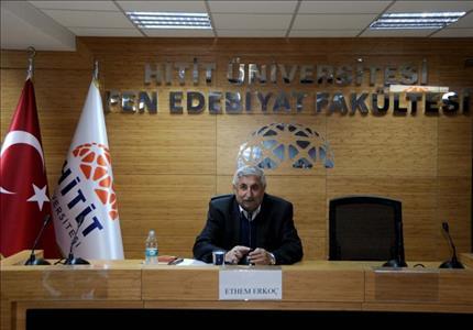 Ethem Erkoç Öğrencilerimize Gülbangları Anlattı