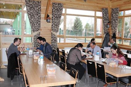 İlahiyat Fakültesi' ne Yeni Yemekhane